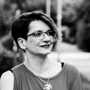 Lenka Havlíková - 1. místopředsedkyně Asociace nezávislých divadel ČR