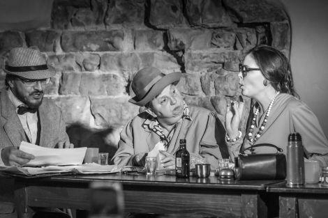 Bohnická divadelní společnost – představení T. R. Field – foto Luboš Stibůrek